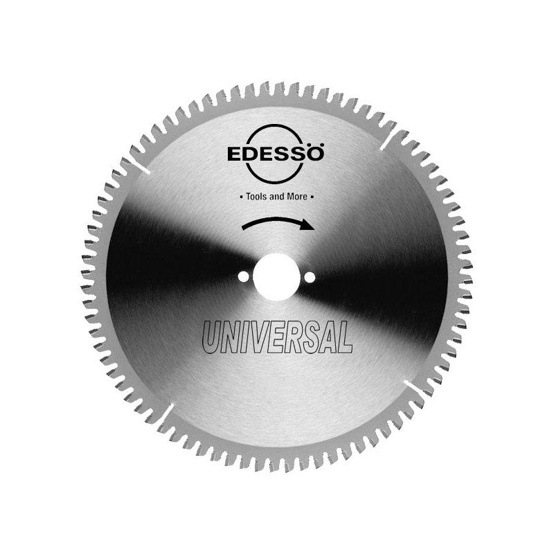 Handkreissägeblatt Holz und Metall HW 190x2,8/2,2x20 Z=54 TF