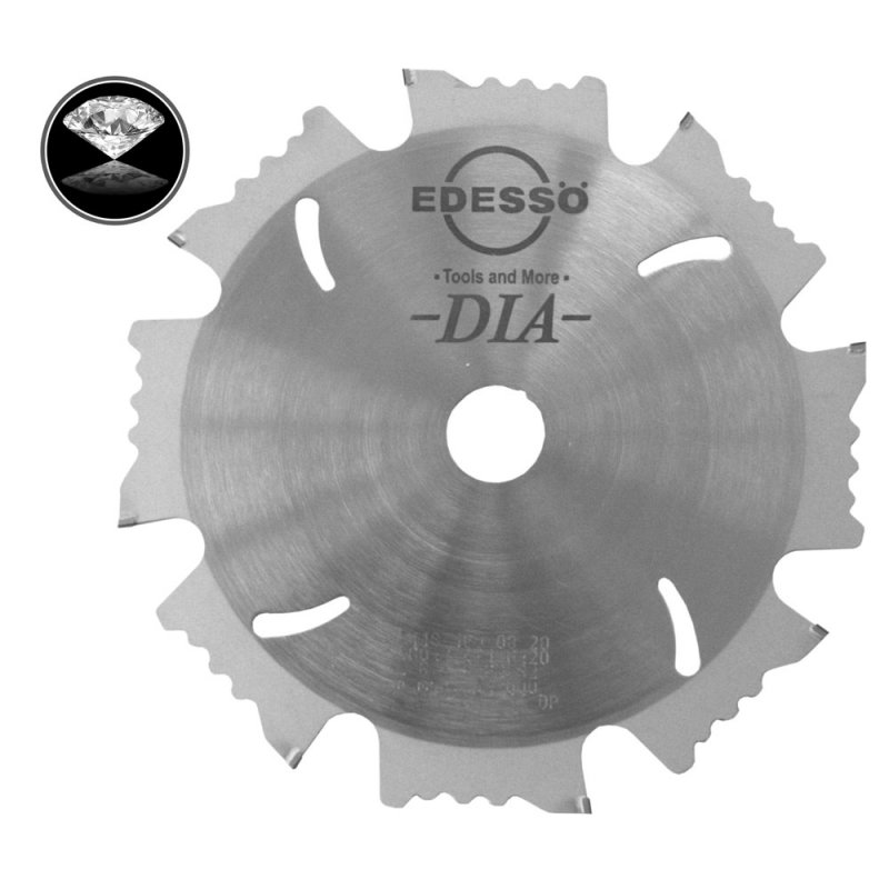 Kreissägeblatt DP 160x2,4/1,6x20 Z=16 F neg SDB