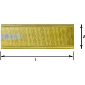 ENT Ersatzteil HW (HM) Wendemesser 50 x 10 x 1,5mm...