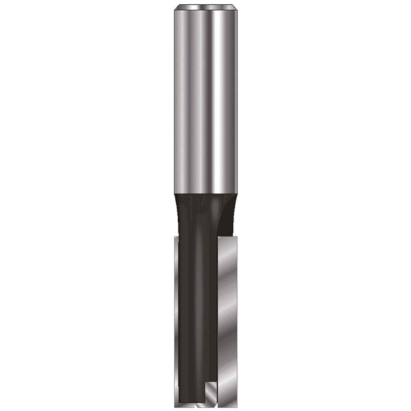 ENT Nutfräser HW S12x40 Z2+1 D4x12 mm GL 58 mm mit HW Grundschneide