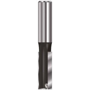 ENT Nutfräser HW S12x55 Z2+1 D15x35 mm GL 90 mm mit HW Grundschneide
