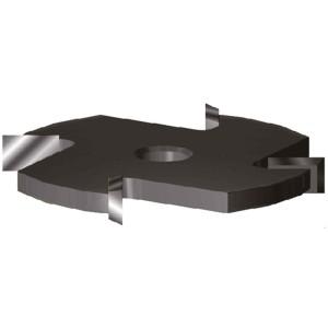 ENT Scheibennutfräser HW (HM) S8 Z4 D50,8x5mm