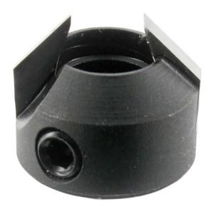 ENT Aufsteckversenker HW (HM) d6xD15,5mm Winkel 45°...
