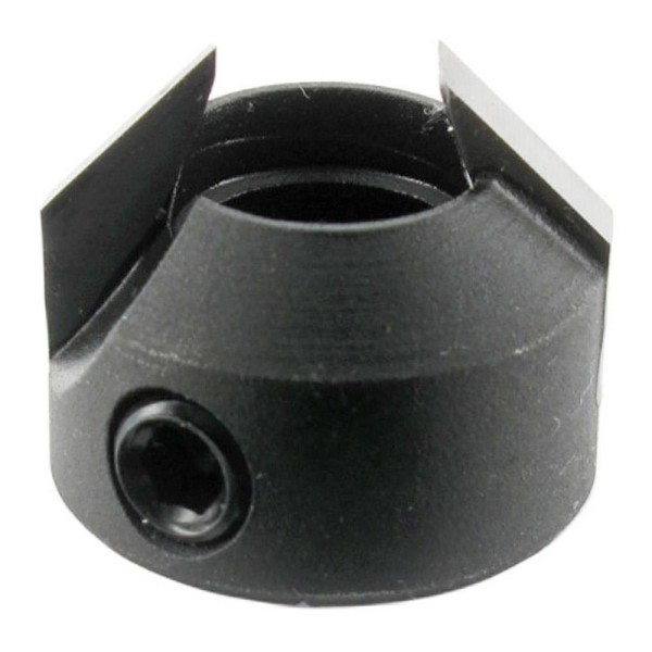 ENT Aufsteckversenker HW (HM) d7xD18mm Winkel 45° rechts