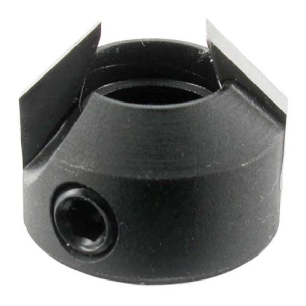 ENT Aufsteckversenker HW (HM) d10xD20mm Winkel 45° rechts