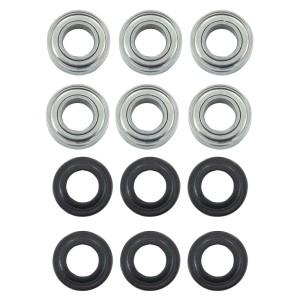 ENT Kugellager-Set 6-tlg D 9,52 mm, d 4,76 mm, H 3,18 mm