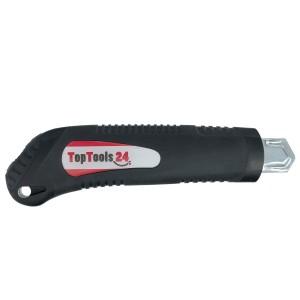 TopTools24 Cuttermesser schwarz
